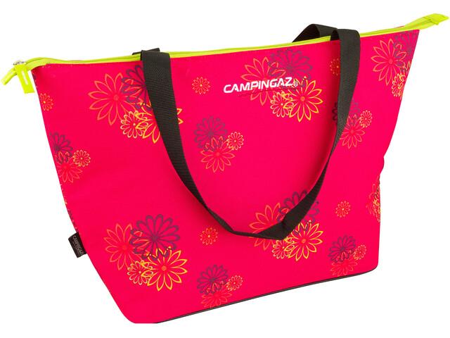 Campingaz Shopping Cooler 16l, pink daisy
